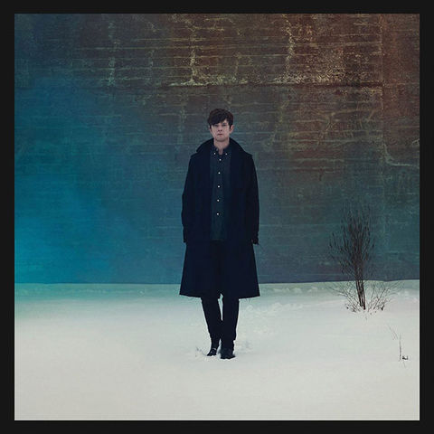 James,Blake,‎–,Overgrown,2xLP,James Blake, Overgrown, Atlas, LP, vinyl