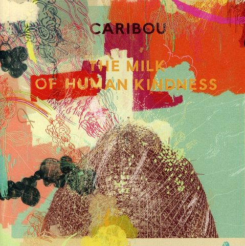 Caribou,‎–,The,Milk,Of,Human,Kindness,LP+CD, The Milk Of Human Kindness, Leaf, LP, CD, vinyl