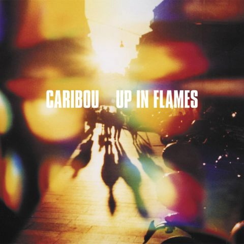 Caribou,‎–,Up,In,Flames,LP+CD,(RSD,2013),Caribou ‎– Up In Flames, Leaf, LP, CD, vinyl