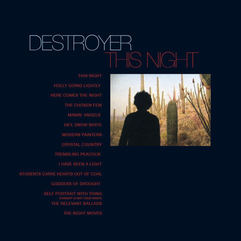 Destroyer,,This,Night,2xLP,(RSD,2013), This Night, Merge, LP, vinyl