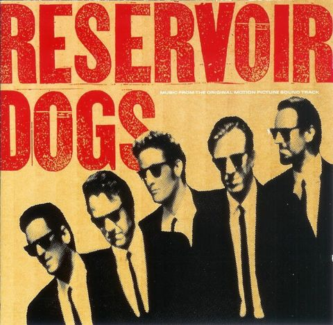 Various,,Reservoir,Dogs,(Music,From,The,Original,Motion,Picture),LP,(RSD,2013), Reservoir Dogs (Music From The Original Motion Picture), Music On Vinyl, LP, vinyl