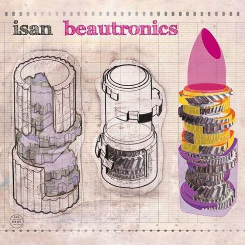 ISAN,‎–,Beautronics,2xLP,(RSD,2013),ISAN ‎– Beautronics, Morr, Vinyl, vinilo, comprar, twosteprecords, two step records, Two-Step Records