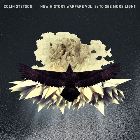 Colin,Stetson,‎–,New,History,Warfare,Vol.,3:,To,See,More,Light,2xLP,Colin Stetson, New History Warfare Vol. 3: To See More Light, Constellation, vinyl, LP