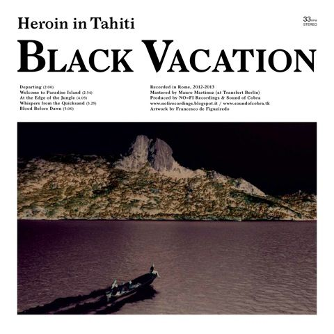 Ensemble,Economique,,Heroin,In,Tahiti,,Split,LP,Ensemble Economique, Heroin In Tahiti, Split, LP, Sound Of Cobra, NO-FI Recordings