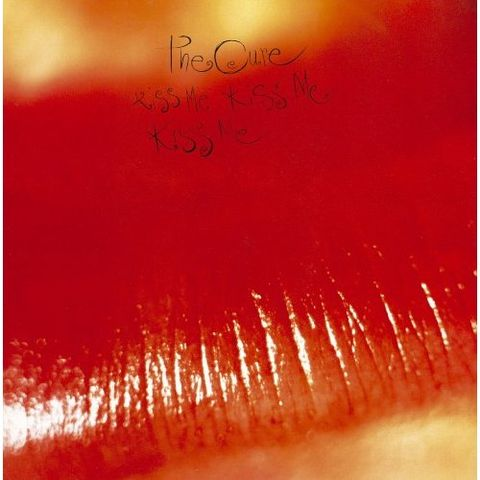 The,Cure,‎–,Kiss,Me,2xLP,(RSD,2013),The Cure, Kiss Me Kiss Me Kiss Me, Rhino, LP, vinyl