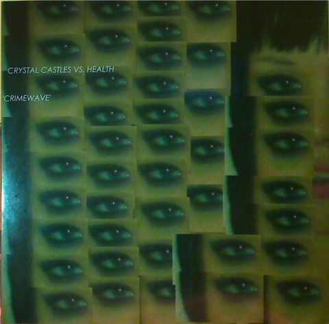 Crystal,Castles,,Crimewave,12,Crystal Castles, Crimewave, Different, LP, vinyl