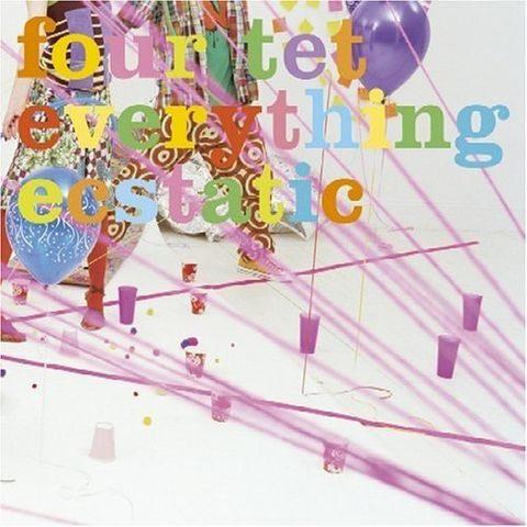 Four,Tet,,Everything,Ecstatic,2xLP,Four Tet, Everything Ecstatic, vinilo, Domino, LP