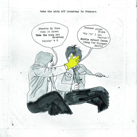 Foxygen,,Take,The,Kids,Off,Broadway,LP, Take The Kids Off Broadway, Jagjaguwar, LP, vinyl, vinilo