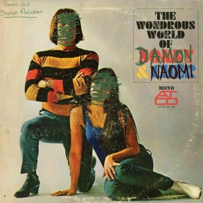 Damon,&,Naomi,‎–,The,Wondrous,World,Of,LP,(RSD,2013),Damon & Naomi, The Wondrous World Of Damon & Naomi, 20|20|20, LP, vinyl