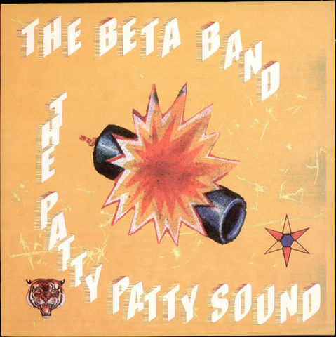 The,Beta,Band,,Patty,Sound,EP,(RSD,2013),The Beta Band, The Patty Patty Sound, 12, EP, vinyl, Record Store Day