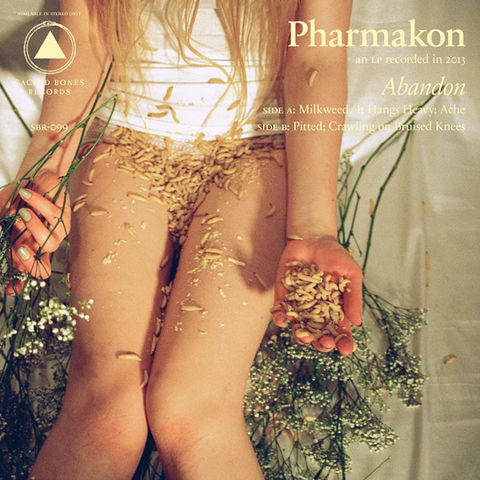 Pharmakon,,Abandon,LP, Abandon, LP,Sacred Bones, Vinyl