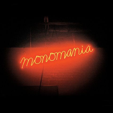 Deerhunter,,Monomania,LP+CD, Monomania, 4AD, LP, vinyl