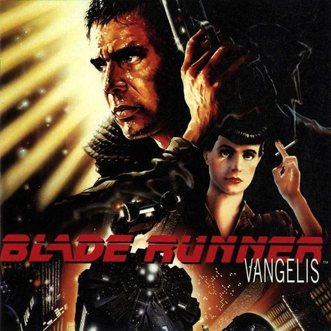 Vangelis,,Blade,Runner,LP, Blade Runner, LP, vinyl, Audio Fidelity