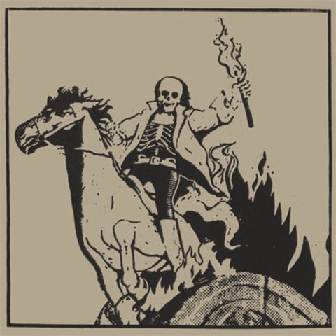 Aaron,Dilloway,‎–,Corpse,On,Horseback,LP,Aaron Dilloway, Corpse On Horseback, Ergot Records, LP, vinyl