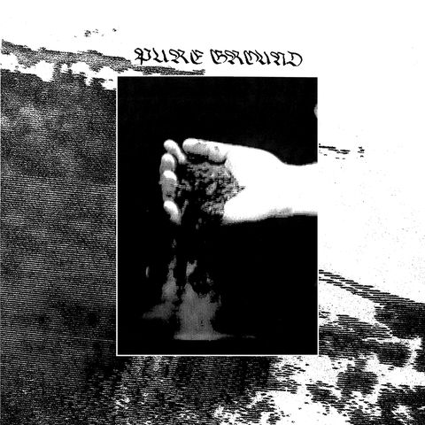 Pure,Ground,‎–,Crawling,Through,/,Evaporation,7,Pure Ground, Crawling Through, Evaporation, Nostilevo, LP, vinyl