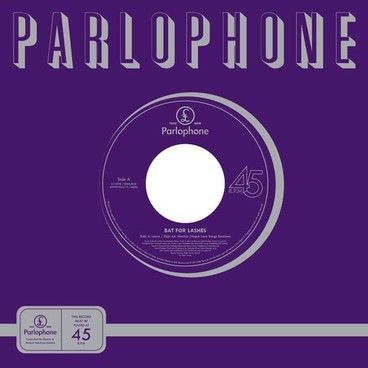 Bat,For,Lashes,‎–,Laura,/,Marilyn,7,(RSD,2013),Bat For Lashes, Laura, Marilyn, Parlophone, LP, vinyl