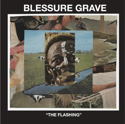 Blessure,Grave,‎–,The,Flashing,LP,Blessure Grave, The Flashing, Desire Records, LP