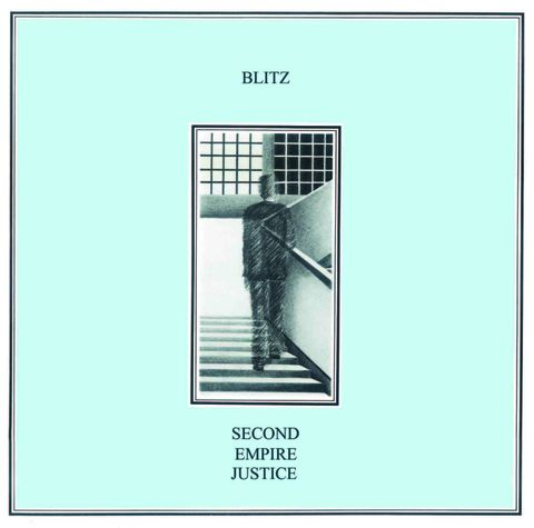 Blitz,,Second,Empire,Justice,LP, Second Empire Justice, Desire Records, LP