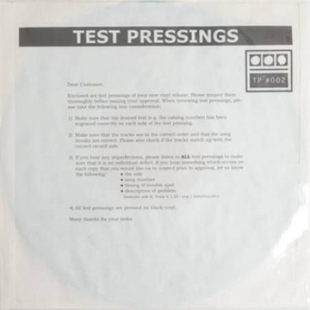 Demdike,Stare,,Testpressing,#002,EP,Demdike Stare, Testpressing #002, Modern Love, LP, vinyl