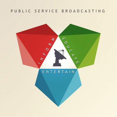 Public,Service,Broadcasting,,Inform-Educate-Entertain,LP,Public Service Broadcasting, Inform-Educate-Entertain, vinyl, LP, Test Card Recordings