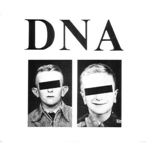 DNA,‎–,On,2xLP, DNA On DNA, No More Records, LP, vinyl