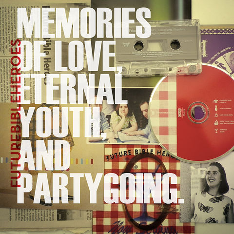 Future,Bible,Heroes,‎–,Memories,of,Love,,Eternal,Youth,and,Partygoing,3xLP,Future Bible Heroes, Memories of Love, Eternal Youth and Partygoing, Merge, LP, vinyl