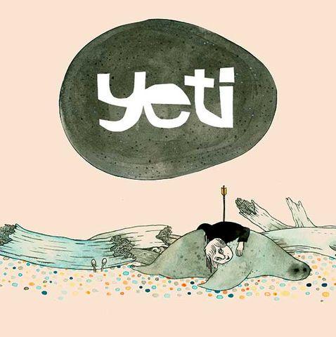 Yeti,–,Issue,#13,Mag+7, Issue #13, Yeti, Mag, 7, Magazine