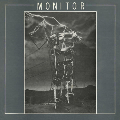 Monitor,‎–,LP, Monitor, Superior Viaduct, LP, vinyl