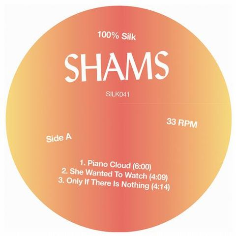 Shams,‎–,Piano,Cloud,12, Piano Cloud, 100% Silk, EP, vinyl