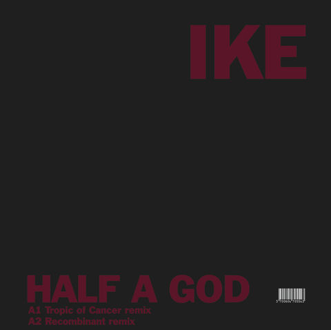Ike,Yard,‎–,Remixes,#,2,EP,Ike Yard, Remixes # 2, Desire Records, LP