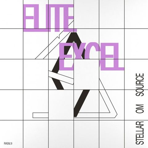 Stellar,Om,Source,‎–,Elite,Excel,12,Stellar Om Source, Elite Excel, LP, Rvng Intl., vinilo, comprar, twosteprecords, two step records, Two-Step Records