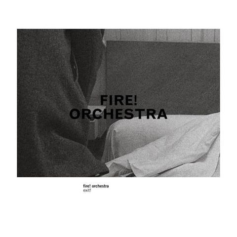 Fire!,Orchestra,–,Exit!,LP,Fire! Orchestra, Exit!, Stones, Rune Grammophon, LP, vinyl