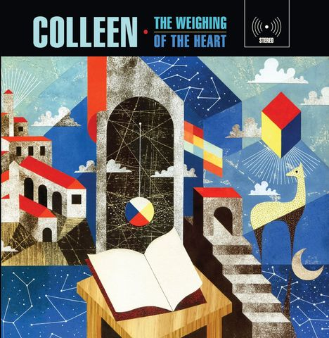 Colleen,‎–,The,Weighing,Of,Heart,CD, The Weighing Of The Heart, Second Language, Vinyl, LP
