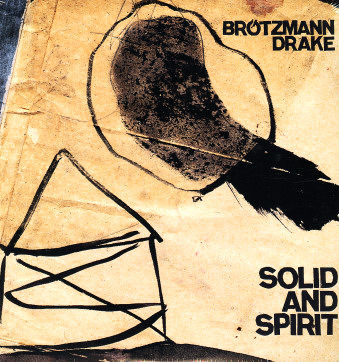Peter,Brötzmann,/,Hamid,Drake,‎–,Solid,And,Spirit,2xLP,Peter Brötzmann / Hamid Drake, Solid And Spirit, Nero's Neptune, LP, vinyl