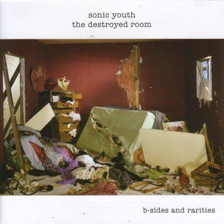 Sonic,Youth,‎–,The,Destroyed,Room,B-Sides,And,Rarities,2xLP,Sonic Youth, The Destroyed Room B-Sides And Rarities, Goofin' Records, LP, vinyl