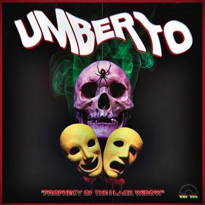 Umberto,‎–,Prophecy,Of,The,Black,Widow,LP, Prophecy Of The Black Widow, Not Not Fun, vinyl, LP, vinilo, comprar, twosteprecords, two step records, Two-Step Records