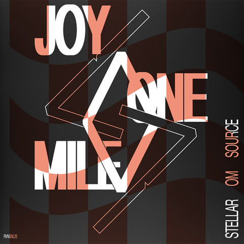 Stellar,OM,Source,‎–,Joy,One,Mile,2xLP,Stellar OM Source, Joy One Mile, RVNG International, 2xLP, Vinyl