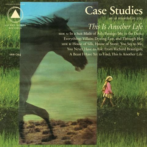 Case,Studies,‎–,This,Is,Another,Life,LP,Case Studies, This Is Another Life, LP,Sacred Bones, Vinyl