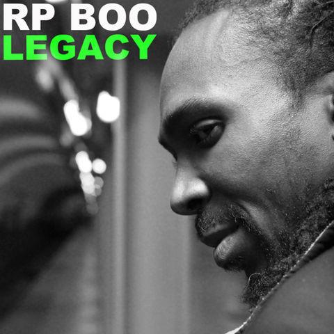 RP,Boo,–,Legacy,2xLP,RP Boo, Legacy, 2xLP, Planet Mu, Vinyl