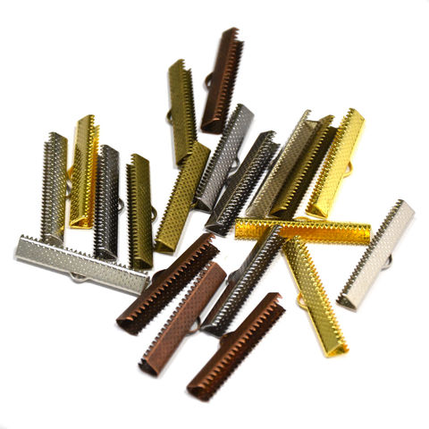 35mm,(1,3/8),Ribbon,Clamp,End,Crimps,35mm ribbon clamps, 1 3 8 ribbon clamps, ribbon clamps, ribbon crimps, ribbon ends, ribbon findings