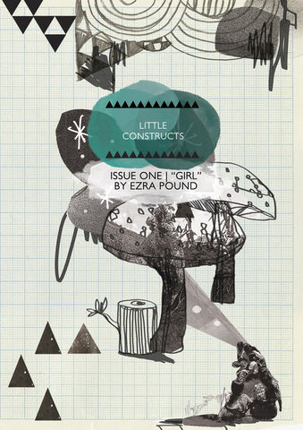 Little,Constructs,Issue,1-,Girl,Little Constructs, Zine, Girl