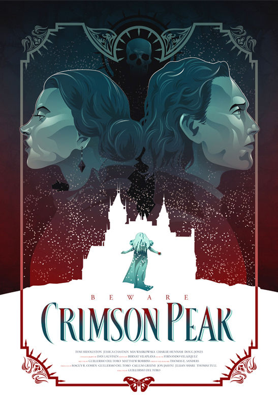 Crimson Peak - product images  of