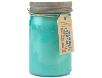 Ocean,Tide,+,Sea,Salt,Jar,Candle,ocean tide, sea salt, jar, candle, paddywax, relish