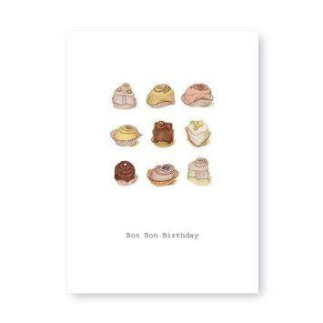 Bon,Birthday,Greeting,Card,birthday, greeting card, tokyo milk