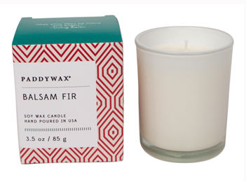 Balsam,Fir,Little,Happy,Candle,paddywax, balsam fir, little, happy, candle, candles, christmas, holiday