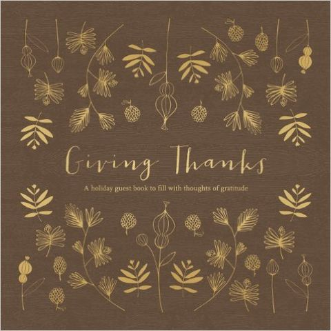 Giving,Thanks,Guest,Book,compendium, thanksgiving, guest book, book, live inspired