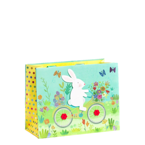 Easter gift bags easter treat bags wrap collection anas easterdeliverymediumbagpapyrus handmade gift bag negle Image collections