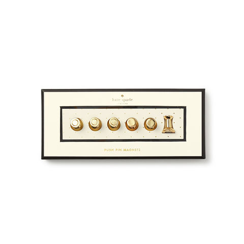 Neat,As,A,Pin,Magnet,Set,by,Kate,Spade,New,York,kate spade, new york, neat as a pin, magnet, set, international