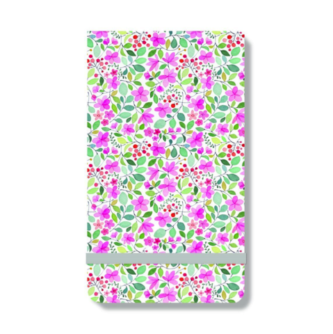 Twiggy,Pink,Floral,Purse,Notepad,twiggy, pink, floral, purse, notepad, fringe, studio, spring, 2016, mother's, mothers, mother, mom, moms, day, may 8th, eighth