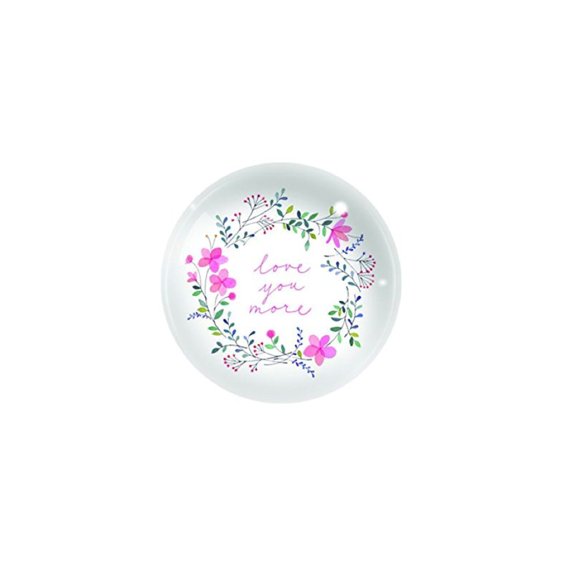 Twiggy Wreath Dome Paperweight - product images